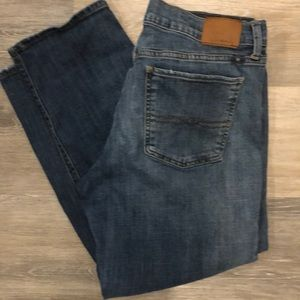 Lucky brand crop jeans